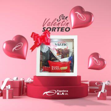 ¡La feliz ganadora del Concurso San Valentin 2021!