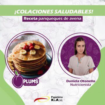 Colaciones saludables By Lic Daniela Otonello